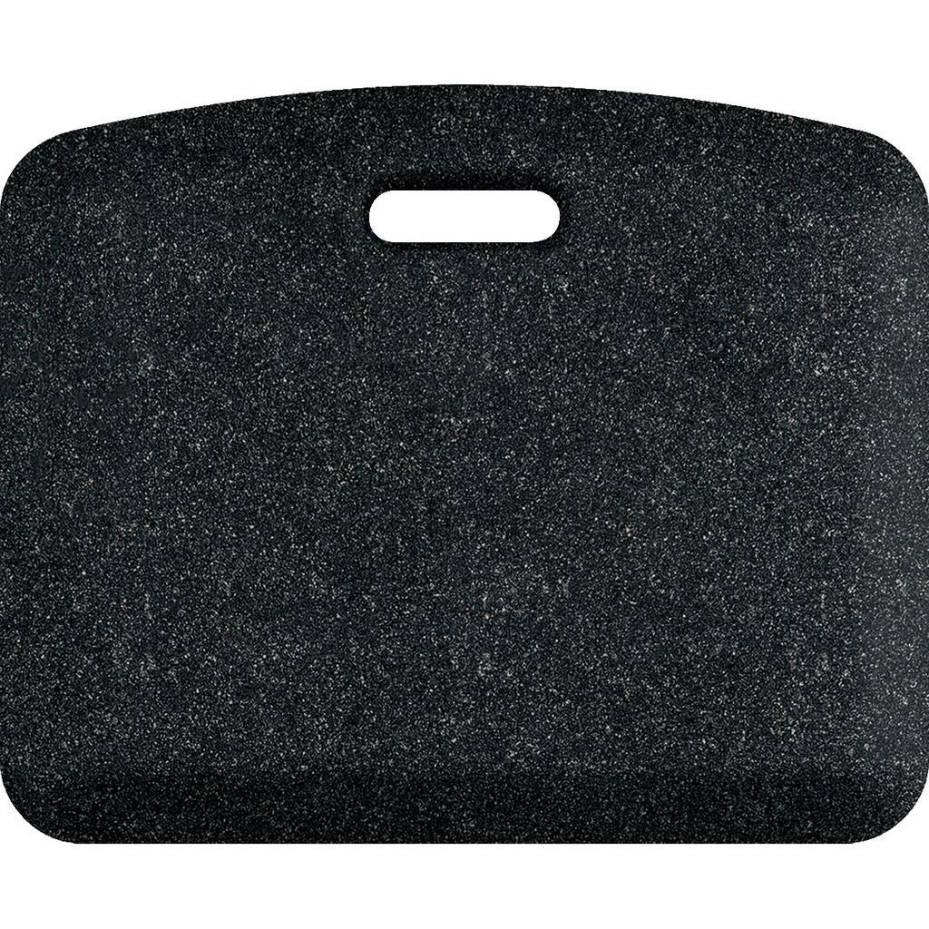 CompanionMat Portable Anti-fatigue Mat in Mosaic Onyx
