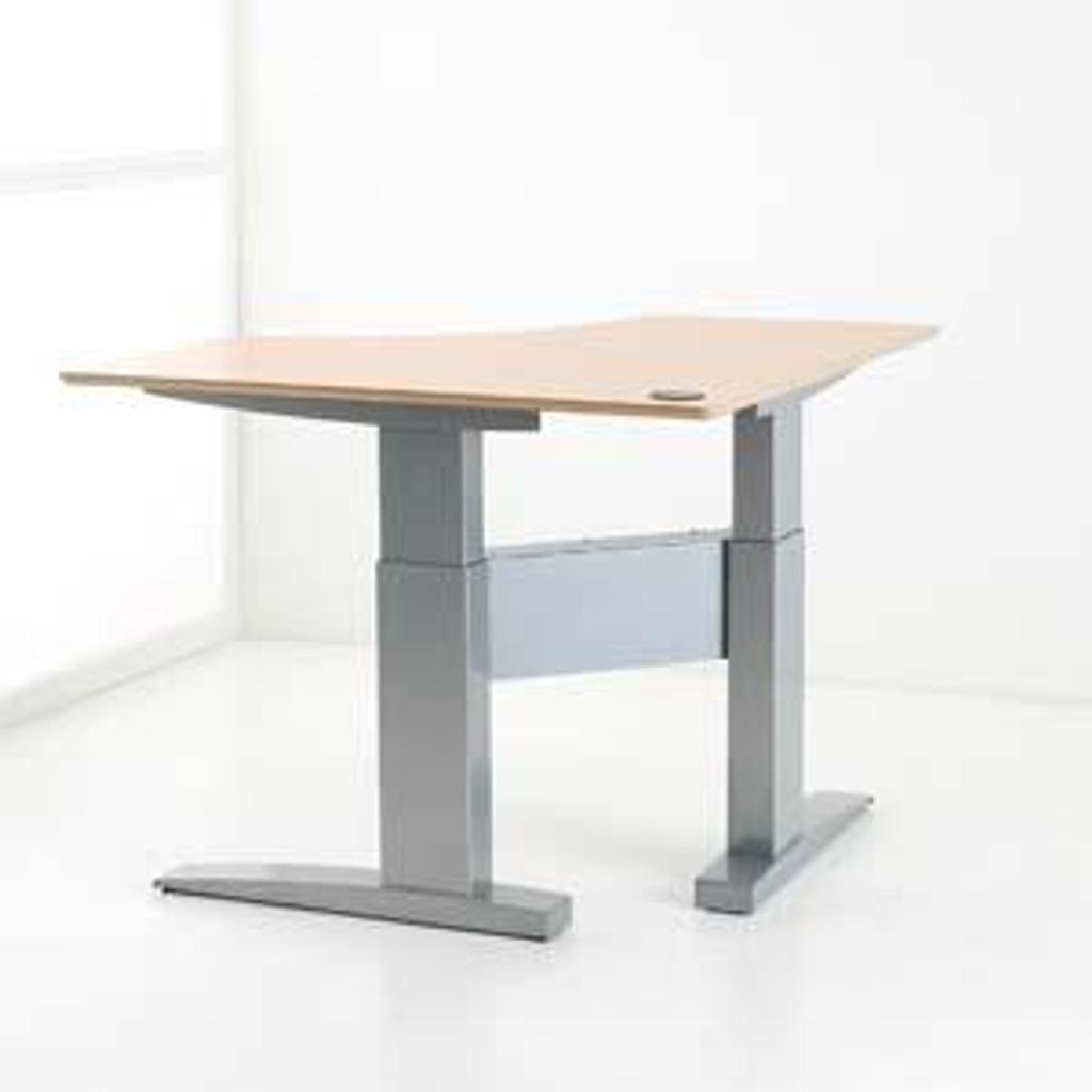 ConSet 501-11 Electric Height Adjustable Corner Desk