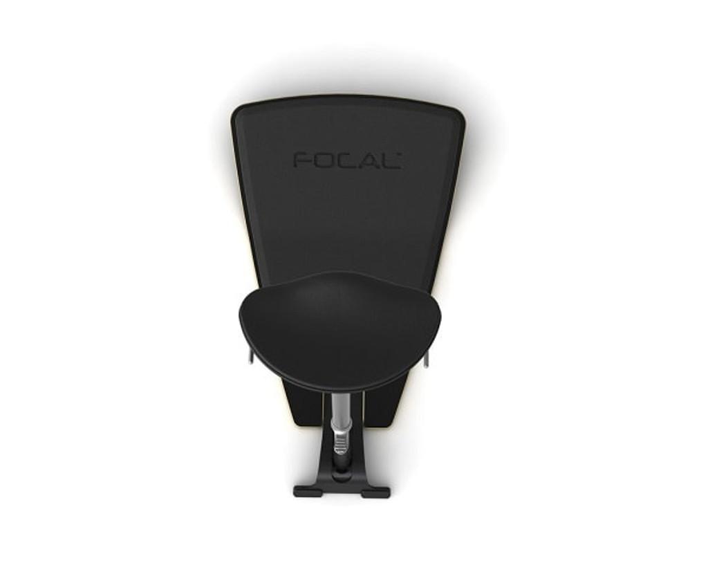 Locus seat black cushion