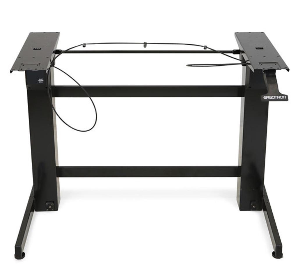 WorkFit-B, Sit-Stand Base, HD (24-388-009) Base Only