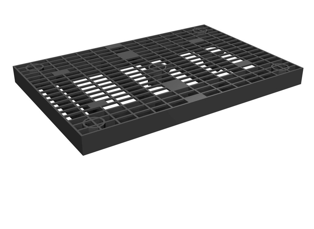 SPC Industrial Add-A-Level & Add-A-Mat Platforms base unit