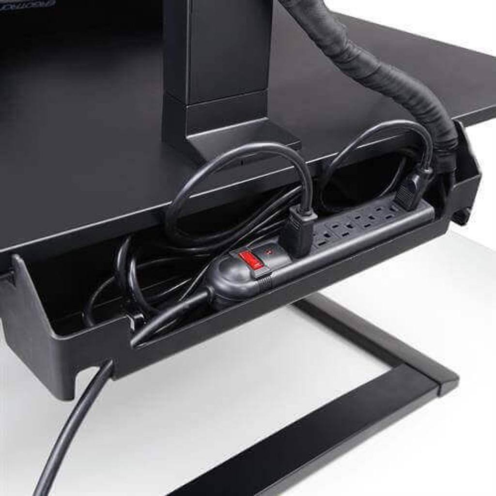 WorkFit-TLE Sit-Stand Desktop Workstation (33-444-921)