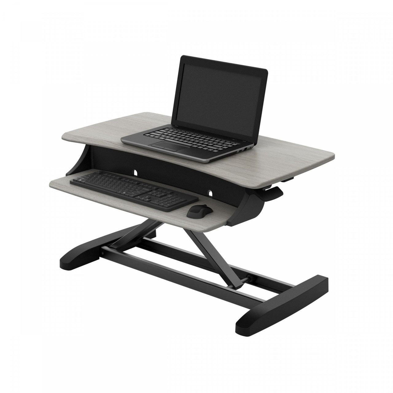 premium selection 38c24 b62ea WorkFit-Z Mini Sit-Stand Desktop Workstation