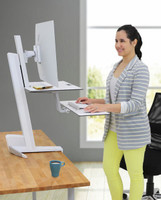 WorkFit-S Single LD, color white