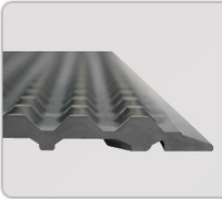 Nitril Ergonomic Matting - Rubber (EN)