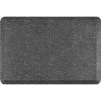 Mosaic Collection anti-fatigue mat in Steel, size 2x3