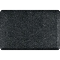 Mosaic Collection anti-fatigue mat in Onyx, size 2x3