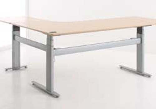 ConSet 501-29 3-Leg Electric Height Adjustable Desk