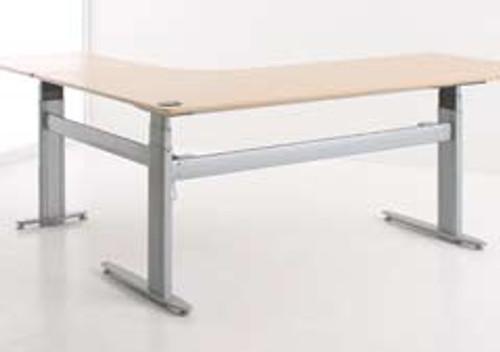 ConSet 501-29 3-Leg Electric Height Adjustable Desk