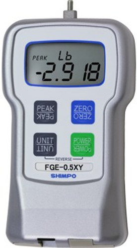 Shimpo FGE-XY Digital Force Gauge