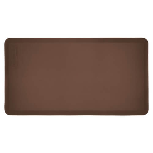 WellnessMats 48x26 FitnessMat Brown