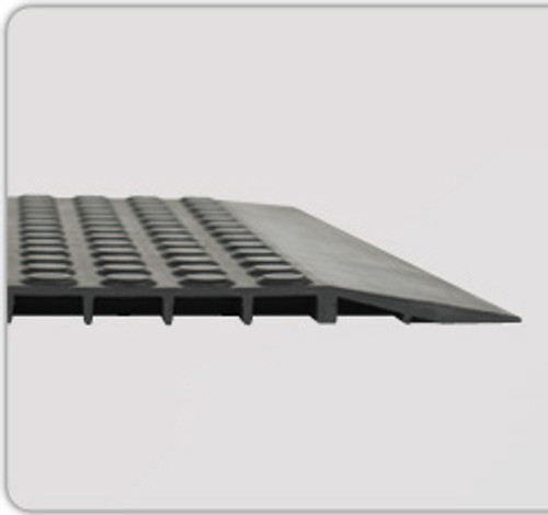 Nitril Smooth ESD-Conductive Ergonomic Matting - Rubber (ENCS)