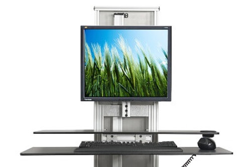 Ergotech One-Touch Single Monitor Mounting Kit