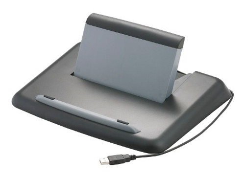 Vertical Notebook Riser (LPT-STD) Front