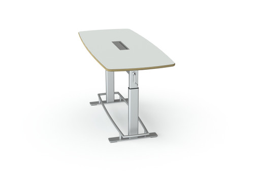 Confluence 8 Standing Height Conference Table