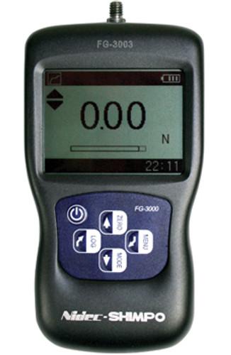 Shimpo FG-3000 Digital Force Gauge