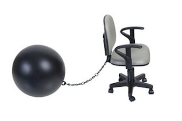 Part 1: What's the Hubbub About Ball Chairs? Are They Really Ergonomic?