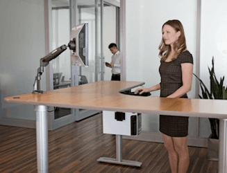 Sit vs. Stand: Who Benefits from Sit-to-Stand Workstations?
