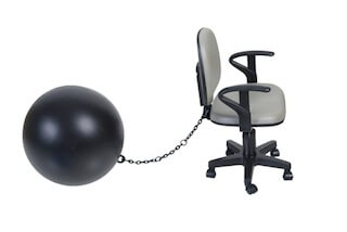 Opinion: Balls as Office Chairs a Bad Idea - Ergobuyer