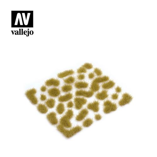 4mm Wild Tuft - Beige (35pcs) AVSC408