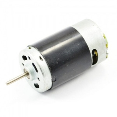 RC 390 Brushed Motor Surge