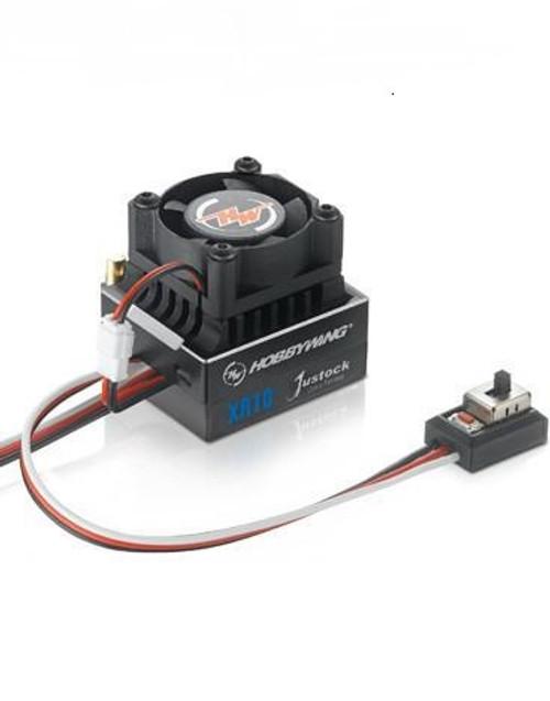 Justock XR10 sensored ESC