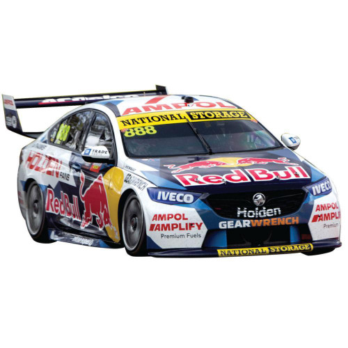 Final Holden Factory Supercar Whincup/Lowndes 1/43 888-28