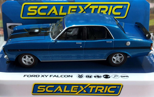 Ford XY Falcon GT-HO Phase III Electric Blue 1/32 C4171