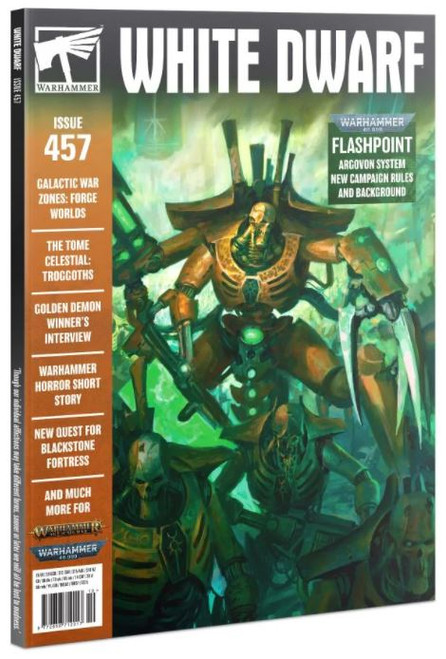 White Dwarf Issue 457 (October 2020)