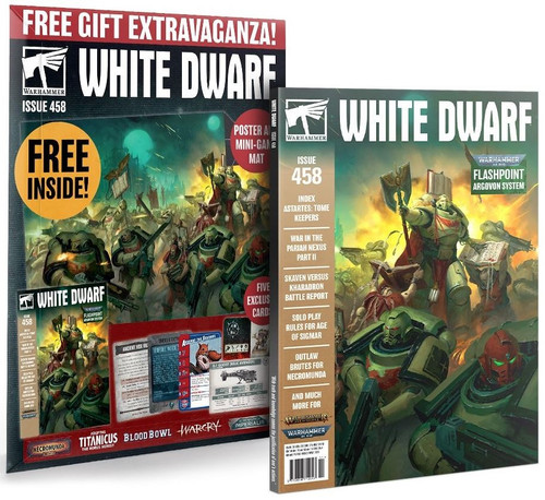 White Dwarf Issue 458 (November 2020)
