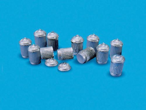 OO/HO Dustbins (12pk) 5083