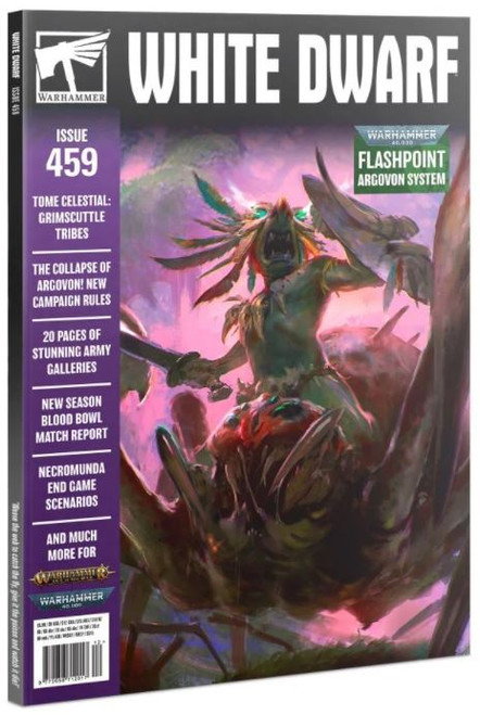 White Dwarf Issue 459 (December 2020)