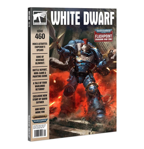 White Dwarf 460 (January 2021)