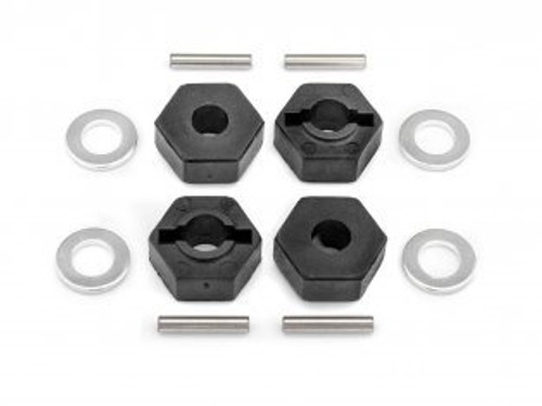 12mm Wheel Hex Hub Set (4pcs) MV150150