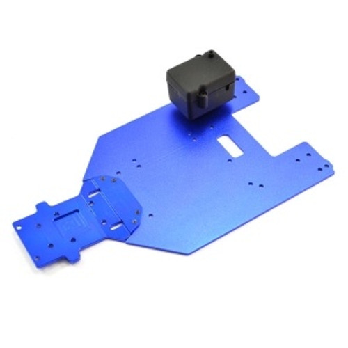 Chassis Plate Alloy Octane RH-11026