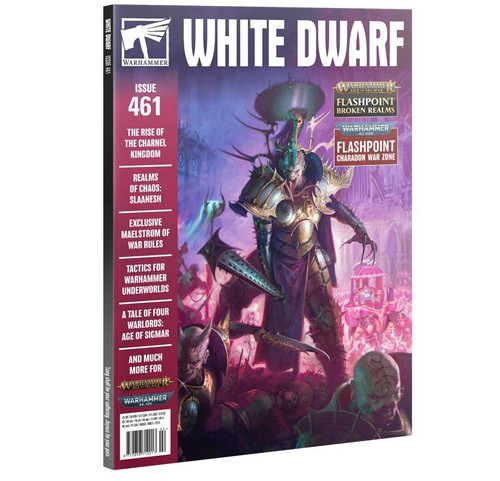 White Dwarf Issue 461 (February 2021)
