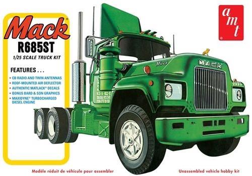 1/25 Scale Mack R685T Semi Tractor AMT1039