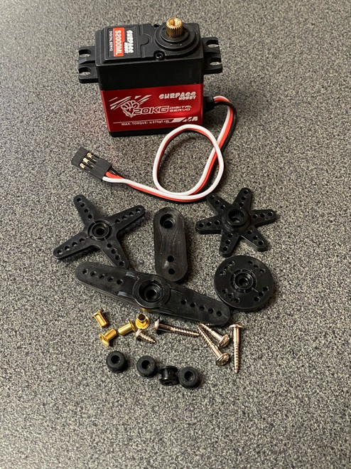 Surpass Hobby 20KG S2000ML Metal gear servo