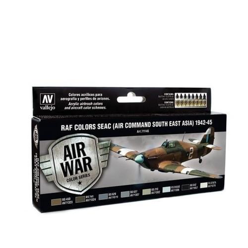 Model Air RAF & FAA SEAC (Air Command South East Asia) AV71146