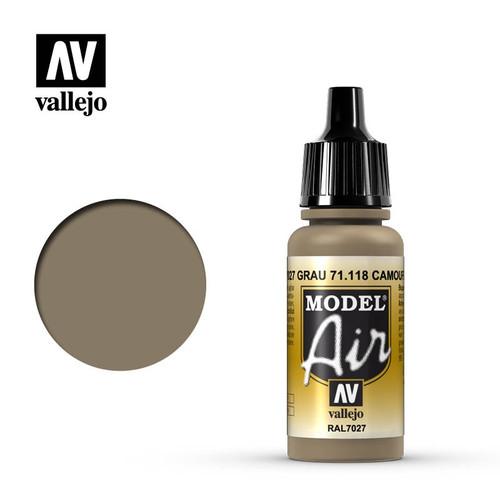Model Air Camouflage Grey Acrylic Paint 17ml AV71118
