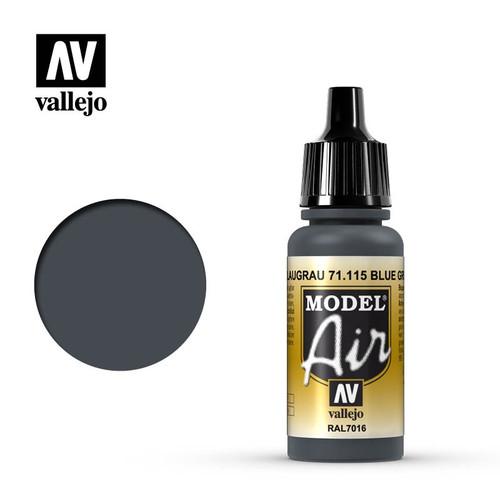 Model Air Blue Grey Acrylic Paint 17ml AV71115