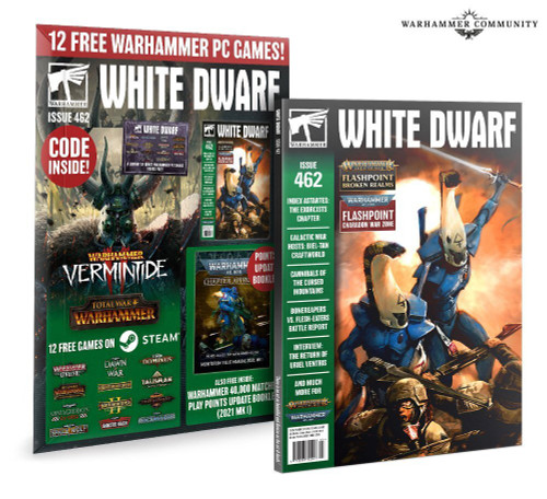 White Dwarf Issue 462 (March 2021)
