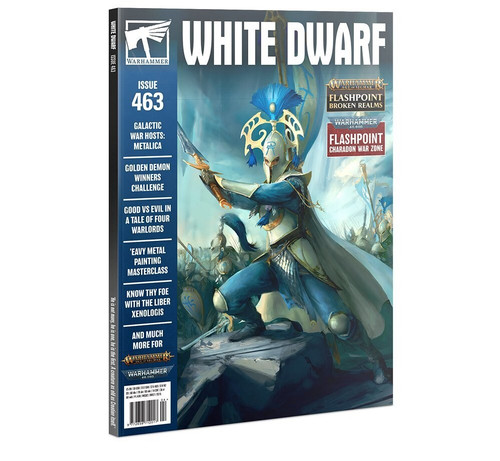 White Dwarf Issue 463 (April 2021)