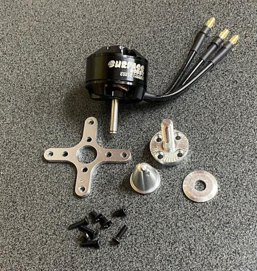 Surpass Hobby C3530 (2808) Brushless Motor for Airplane 1400KV