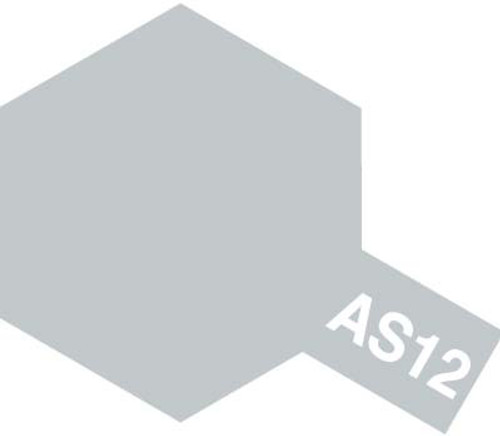 AS-12 Bare Metal Silver Spray Paint 100ml T86512