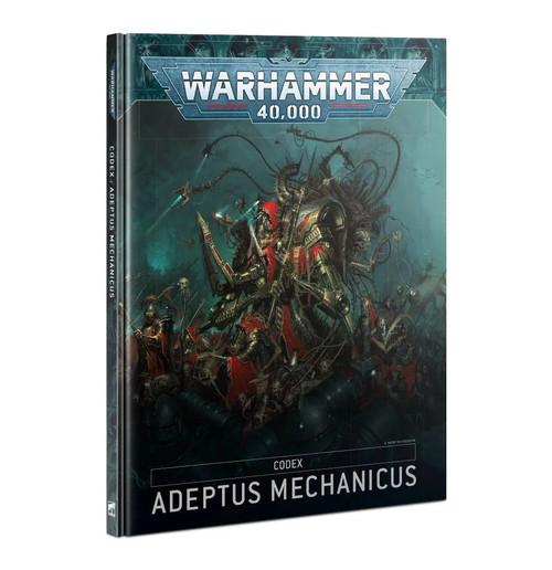 Codex: Adeptus Mechanicus 59-01