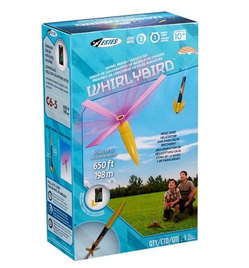 Whirlybird E2X Rocket Launch Set EST-1446