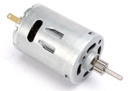 Motor (Hi-Torque)/Pinion Gear/Motor Bushing (EZ-Start 2) 5279