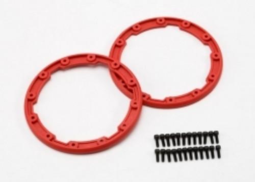 Sidewall Proctector, Beadlock Style (Red) (2)/2.5x8mm CS (24) 5667