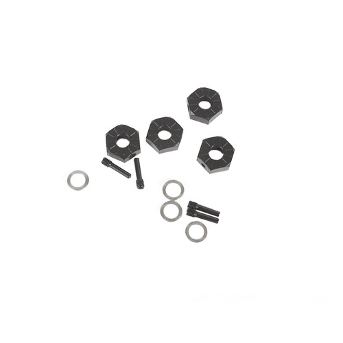 Axial 12mm Hex Screw Shaft & Spacer AXI232018